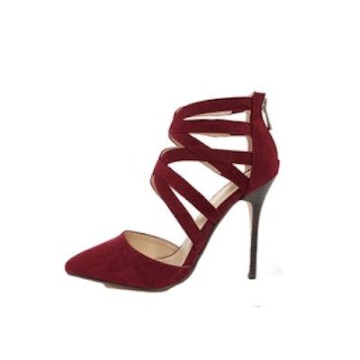 Oxblood Heels