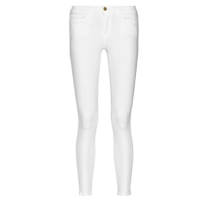 Le Color Mid-Rise Skinny Jeans