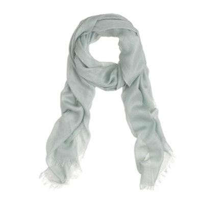 Refined Silk-Cashmere Scarf