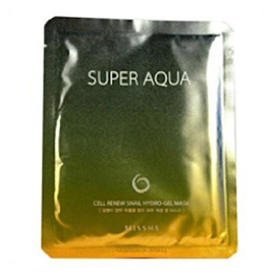 Super Aqua Snail Hydro Gel Mask