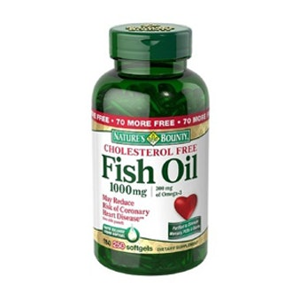 Fish Oil Dietary Supplement