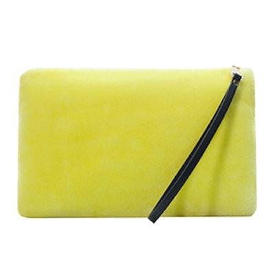 Furry Clutch Bag