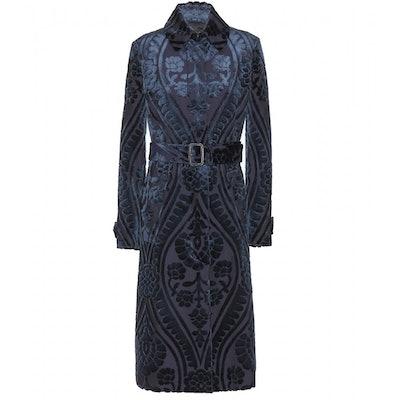 Appliqué Coat