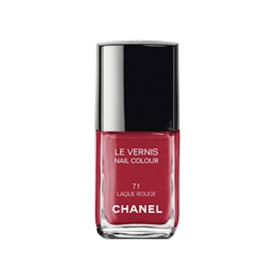 Le Vernis in Lacque Rouge