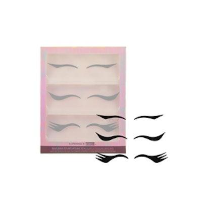 Black Magic Eyeliner Applique Set