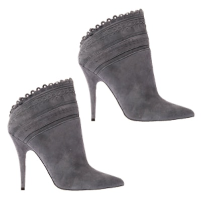 Harmony Suede Ankle Boots