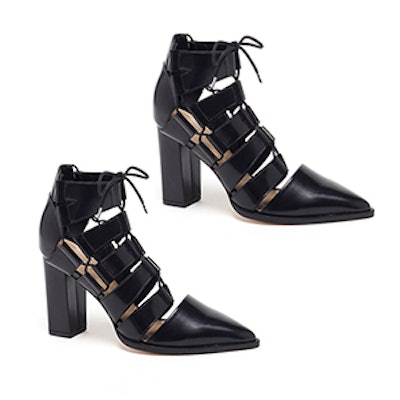 Reeve Lace-up Bootie