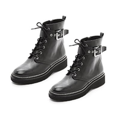 Vivia Combat Boots