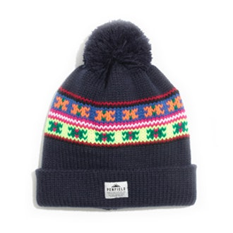 x Penfield Neon Patterned Beanie