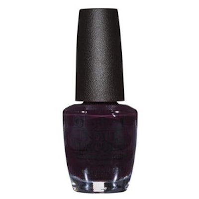 Classic Nail Lacquer in Lincoln Park After Dark