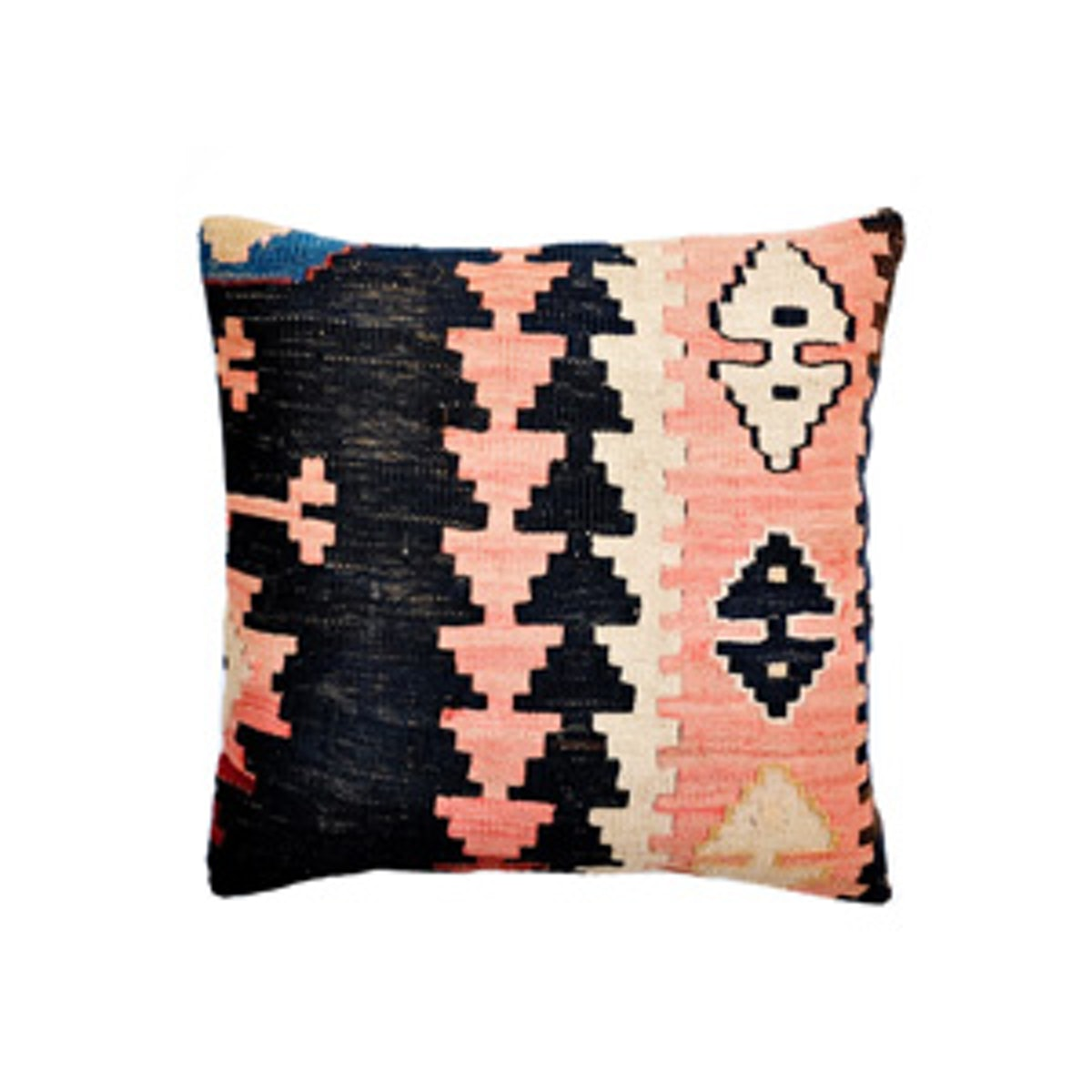 Midnight Journey Kilim Pillow