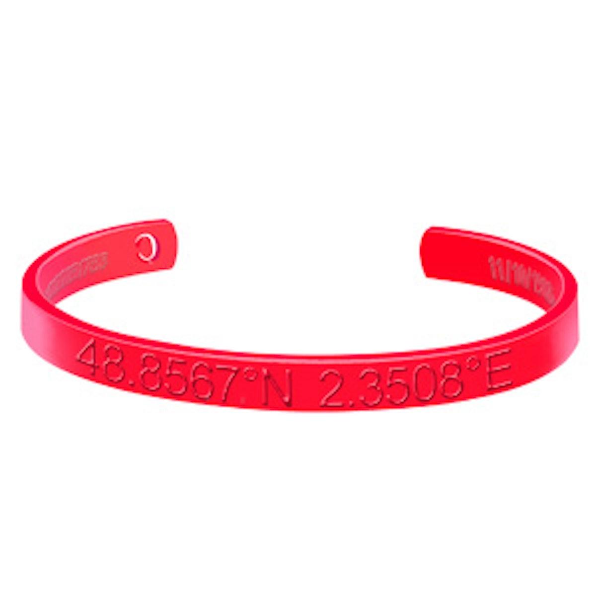 Red Ion Bracelet
