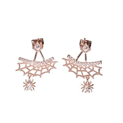 Charlotte's Web Earrings