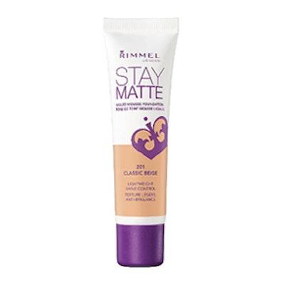 Stay Matte Liquid Mousse Foundation