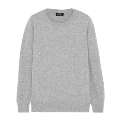 Blair Wool and Cashmere Sweater