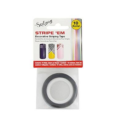 Stripe 'Em Striping Tape