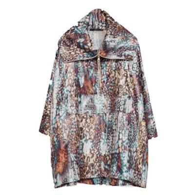 Printed Raincoat