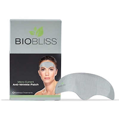 Micro-Current Anti-Wrinkle Forehead Patch Treatment