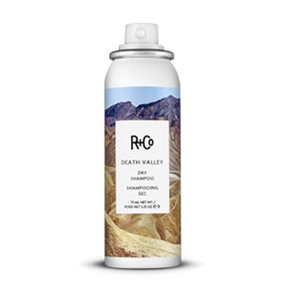 Death Valley Travel Size Dry Shampoo