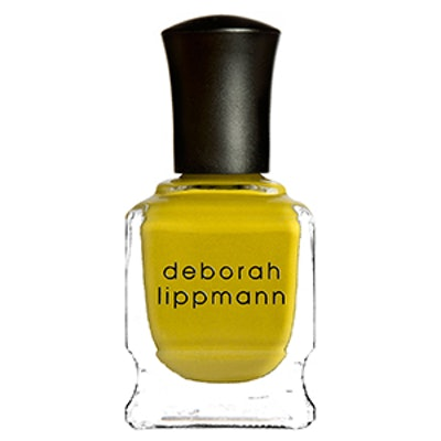 Limited Edition Nail Polish In Iconoclast Yellow