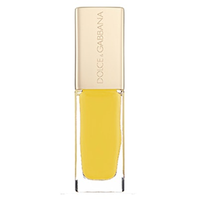 Nail Lacquer In Lemon