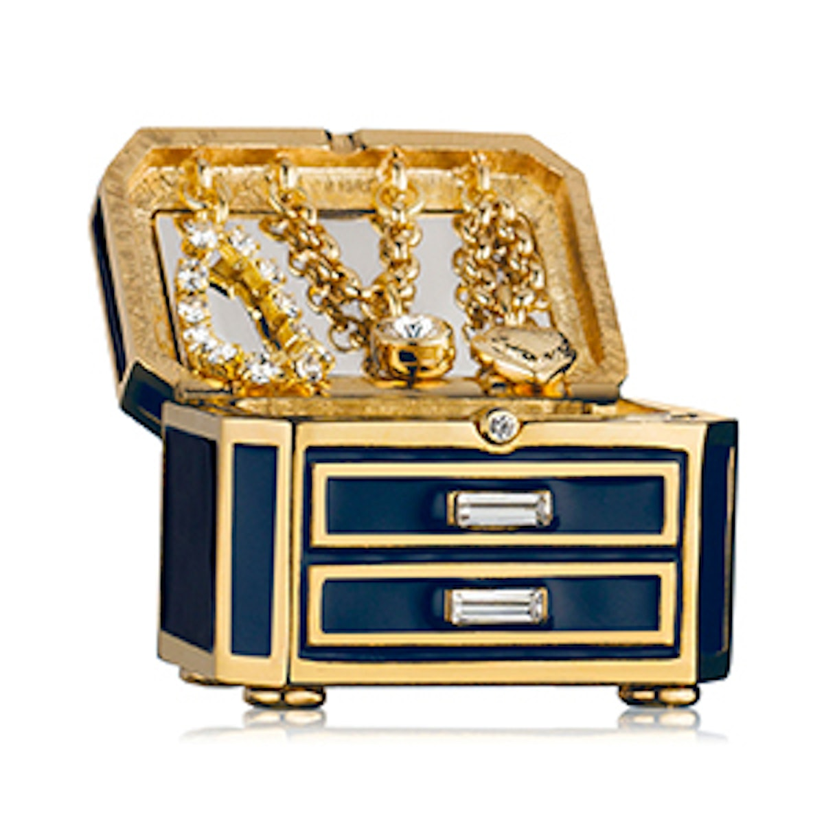 Limited Edition Precious Jewels Perfume Compact