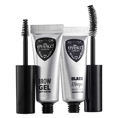 Black Magic Mascara & Brow Gel Set