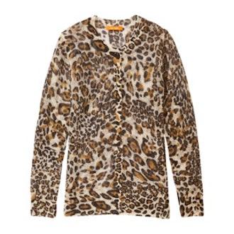 Leopard Print Cardi
