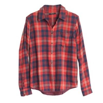 Flannel Cozy Shirt