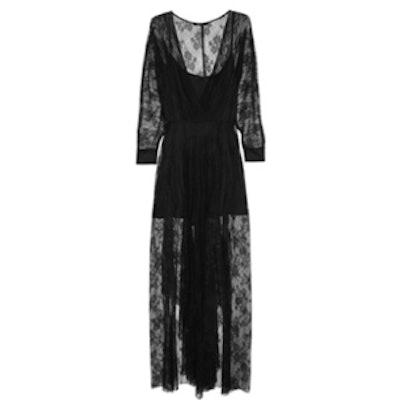 Gabriela Lace Maxi Dress