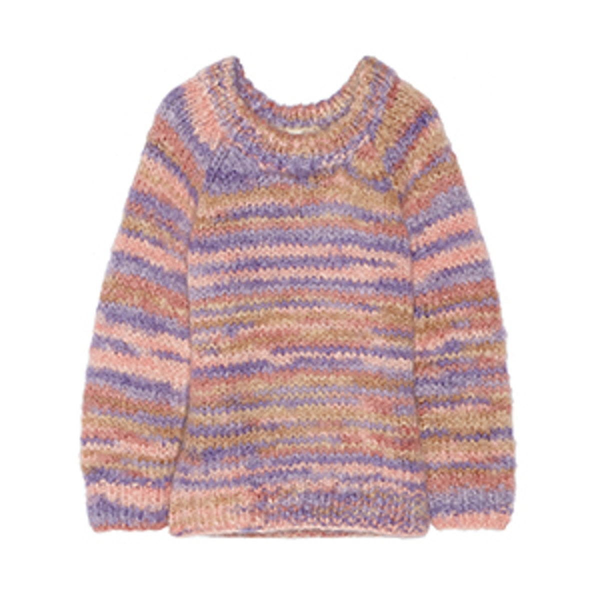 Oversized Mohair Sweater