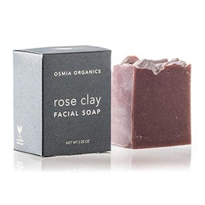 Rose Clay Facial Soap
