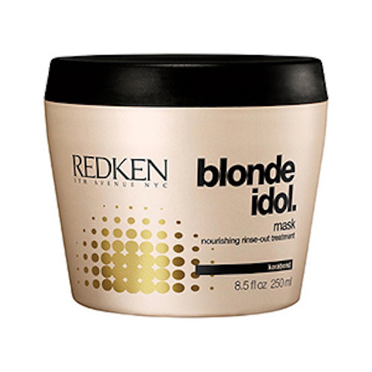 Blonde Idol Hair Mask