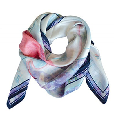 Rebirth Silk Scarf