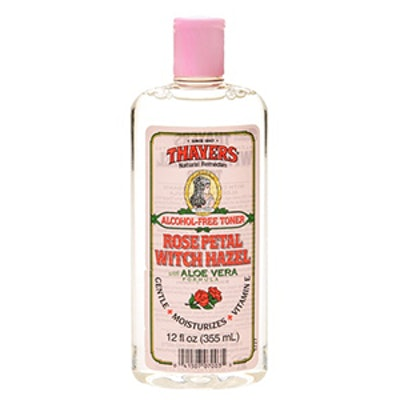 Alcohol-Free Witch Hazel Toner