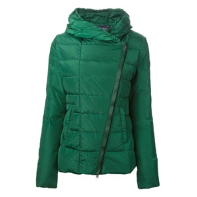 Padded Jacket in Green