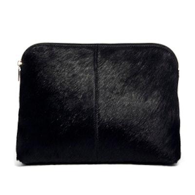 Clutch Bag in Pony