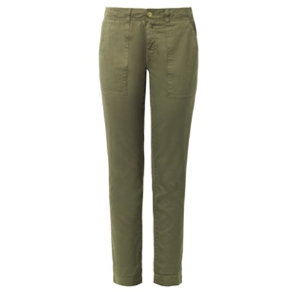 The Army Buddy Cotton Trousers