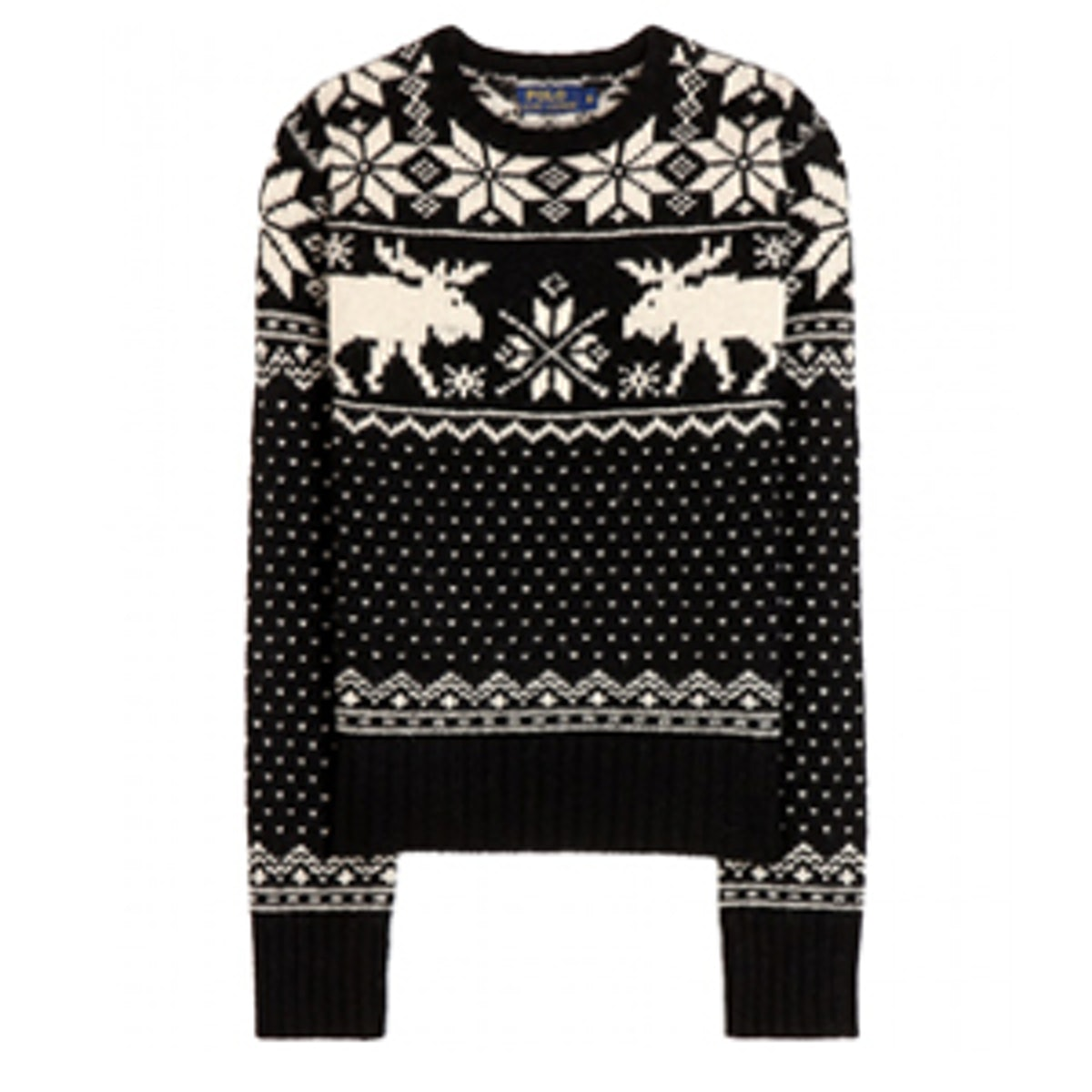 Anouk Wool-Knit Sweater