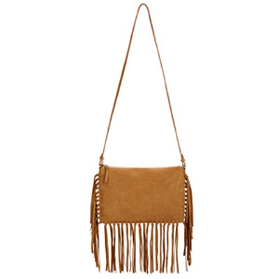 Fringe Crossbody Honey