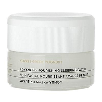 Greek Yoghurt Sleeping Facial