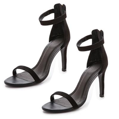 Abbot Suede Sandals