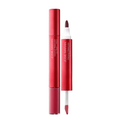 Watercolor Lip Stain and Shine in Berry Bliss