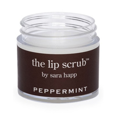 Peppermint Lip Exfoliator