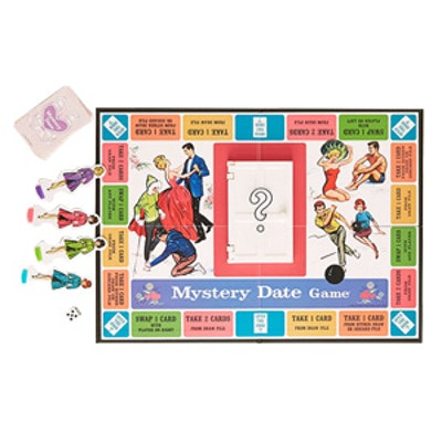 Mystery Date Nostalgia Edition Game