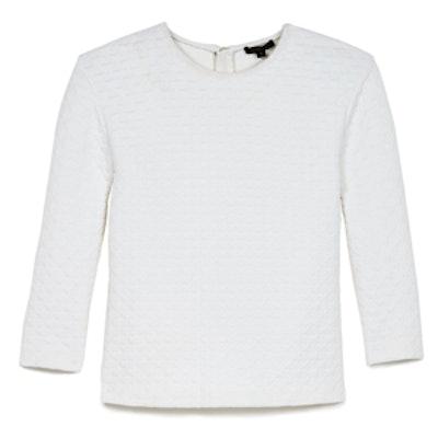 Shaefer Quilted Sweatshirt