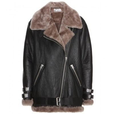 Velocite Shearling Jacket