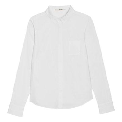 Louise Blouse in White