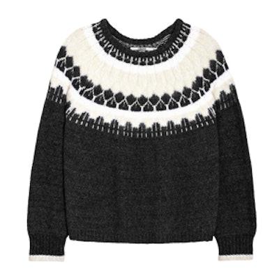 Kasia Sweater in Charcoal Grey