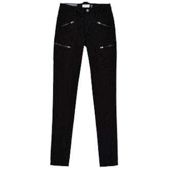 Crosby Mid-Rise Cigarette Jeans